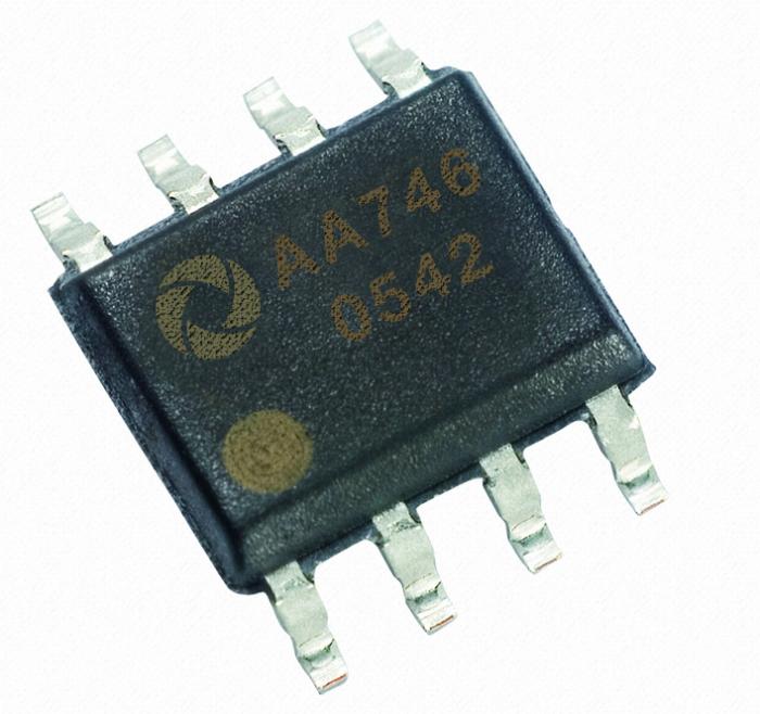 AA746B Magnetoresistive sensor for angle measurement